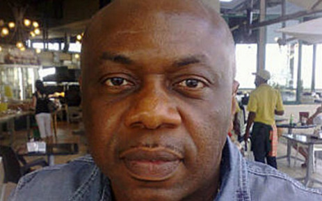 Convicted Nigerian terrorist, Henry Okah. Picture: AFP