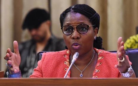 FILE: Public Service and Administration Minister Ayanda Dlodlo. Picture: GCIS.