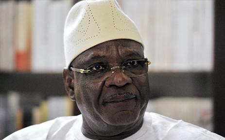 FILE: Ibrahim Boubacar Keita won Mali's presidential election runoff on 15 August 2013. Picture: AFP