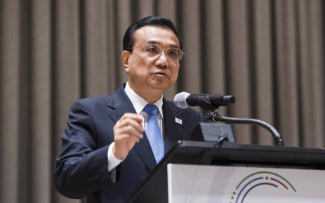 Chinese Premier Li Keqiang. Picture: United Nations Photo.