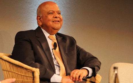 FILE: Public Enterprises Minister Pravin Gordhan  at The Gathering ANC elective conference edition on 23 November 2017. Picture: Christa Eybers/EWN.