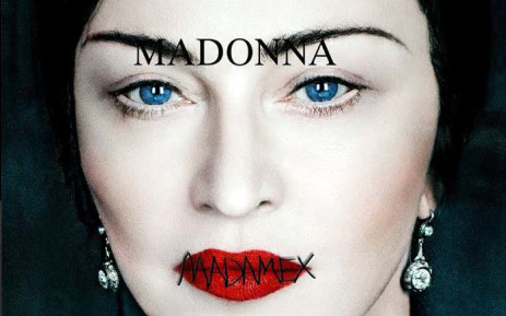 The cover of Madonna's new album 'Madame X'. Picture: Twitter/@Madonna