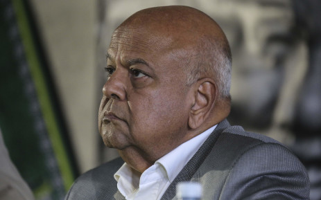 Public Enterprises Minister Pravin Gordhan addressed a Progressive Professionals Forum in Vredenburg in the Western Cape on 08 April 2019. Picture: Cindy Archillies/EWN