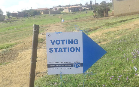 FILE: This time next week, millions of South Africans across the country will be lining up to cast their ballots. Picture: Winnie Theletsane/EWN.