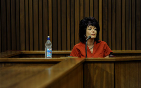 FILE: Gang-rape and torture victim Ina Bonette is seen in the North Gauteng High Court on Wednesday, 21 November 2012. Picture: Werner Beukes/SAPA.