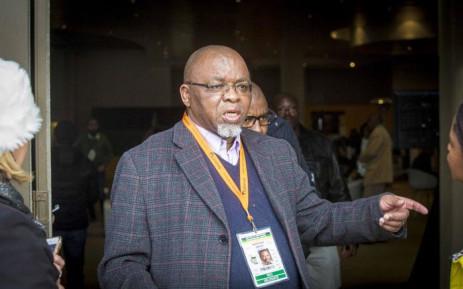 FILE: ANC secretary-general Gwede Mantashe. Picture: Thomas Holder/EWN.