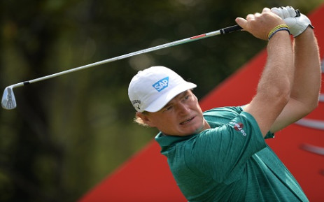 South African golfer Ernie Els. Source: AFP.