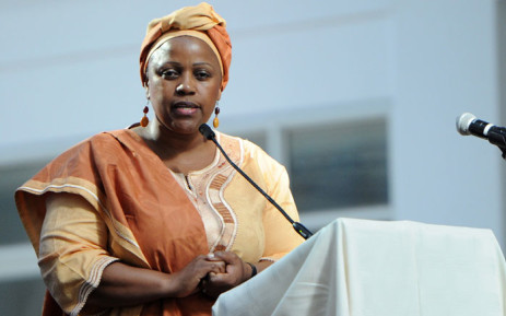 FILE: Former SAA Chairperson Dudu Myeni is fighting a case brought by the Organisation Undoing Tax Abuse (Outa), which wanted her to be declared a delinquent director. Picture: GCIS.
