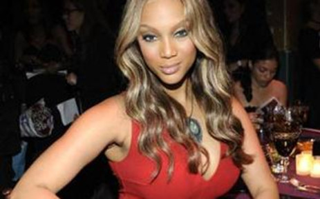 Former supermodel Tyra Banks. Picture: Gallo Images/WireImage
