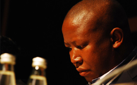 Expelled ANC Youth League president Julius Malema. Picture: Taurai Maduna/Eyewitness News