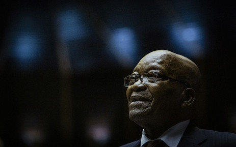 South Africa's Jacob Zuma says corruption allegations are 'a conspiracy'