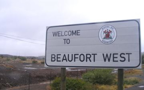Beaufort West. Picture: EWN