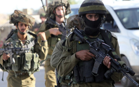 The army says more than 150 Palestinians have been arrested in the search for three youngsters snatched from the Gush Etzion settlement bloc in the southern West Bank on June 12. Picture: AFP.