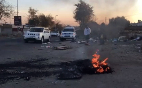 Leaders of the Total Shutdown movement have vowed to bring Alexandra to a complete standstill. Picture: EWN.