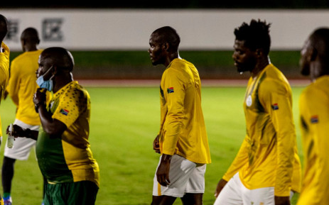 SA U23 Olympic team during training on Wednesday ahead of their opening match against hosts Japan on Thursday. Picture: @SAFA_net/Twitter.