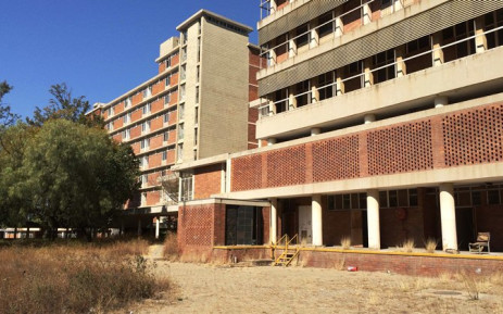 The Kempton Park Hospital closed its doors the day after Christmas in 1997 with millions of rands worth of equipment locked inside and there's still no clear explanation why. Picture: Christa Eybers/EWN.