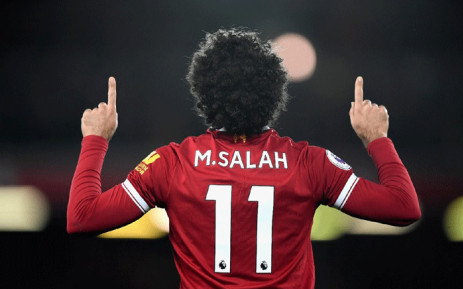 Liverpool's Egyptian Mohamed Salah. Picture: Facebook.