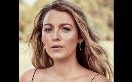 FILE: Actress Blake Lively. Picture: Instagram.