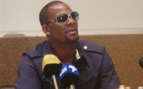 R Kelly performs at the end of Arise Africa Fashion Week on Friday and next weekend at Sun City and in Cape Town. Picture: Nadia Neophytou/Eyewitness News