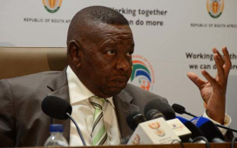 FILE: Minister of Higher Education and Training, Blade Nzimande. Picture: Christa van der Walt/EWN.