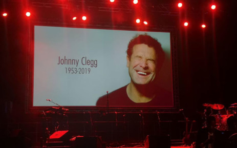 Everything that happened at Johnny Clegg's memorial