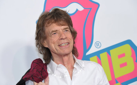 Mick Jagger. Picture: AFP.