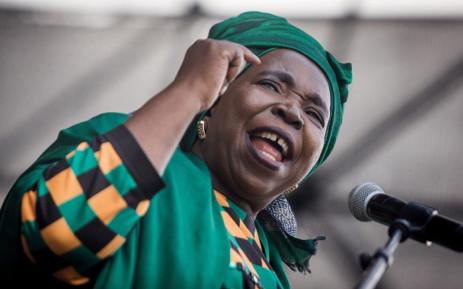 Nkosazana Dlamini Zuma. Picture: AFP