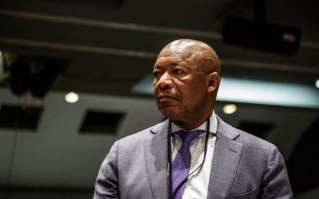 Former Public Investment Corporation (PIC) CEO Dan Matjila appearing at the commission of inquiry into the PIC.Kayleen Morgan/EWN