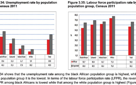 FILE: The rate has risen to 25.5 percent, the highest it's been since the first labour force survey in 2008.