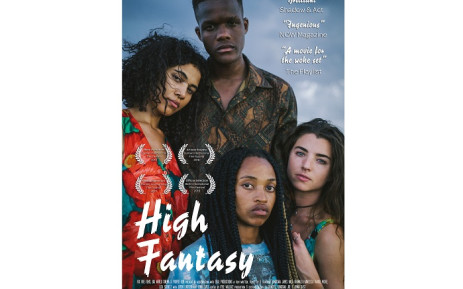'High Fantasy' movie poster. Picture: Supplied.