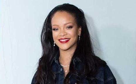 FILE: Rihanna. Picture: Instagram/badgalriri.
