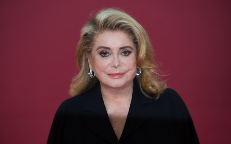 FILE: French actress and president of the Jury Catherine Deneuve arrives on the red carpet of the 45th Deauville US Film Festival, on 7 September 2019 in Deauville, northern France. Picture: AFP