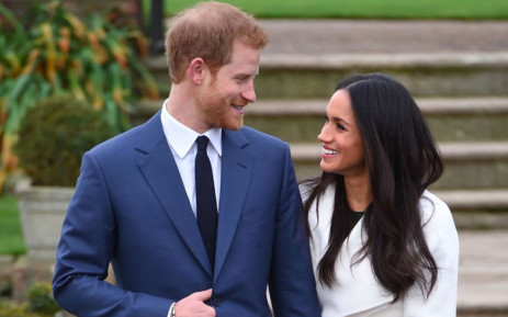 FILE: Prince Harry and Meghan Markle. Picture: @KensingtonRoyal/Twitter.
