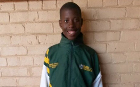 The man who was believed to be a boy went missing for over two days last week and has been identified as 'Samkelo'. Picture: Twitter