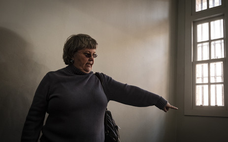 FILE: Anti-apartheid activist Barbara Hogan pays tribute and visits the women's prison at Constitutional Hill in Johannesburg on 5 August 2018. Picture: Sethembiso Zulu/EWN