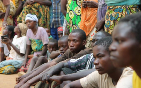 FILE: Thousands of Burundians have been displaced due to ongoing political violence. Picture: AFP.