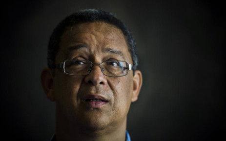 FILE: Robert McBride said he acted on these findings. Picture: AFP.