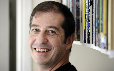 FILE: Political cartoonist Jonathan Shapiro, better known as Zapiro, in 2011. Picture: AFP.