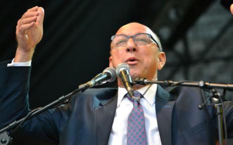 FILE: Former Finance Minister Trevor Manuel. Picture: Stephen Phillipson/EWN.