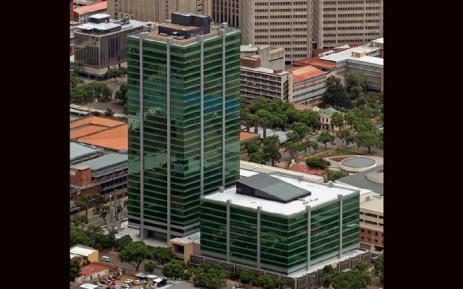 Civitas Building on Struben Street in the Pretoria city centre. Picture: luftbildsuche.de