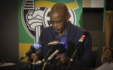ANC secretary-general Ace Magashule. Picture: Cindy Archillies/EWN