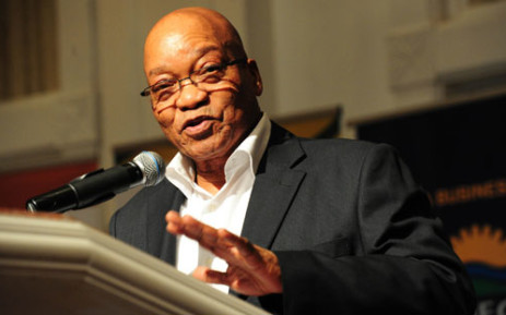 FILE: President Jacob Zuma addresses the Commonwealth and South African Open Chess Championship 2013 at Boardwalk Hotel in Port Elizabeth. Picture:GCIS
