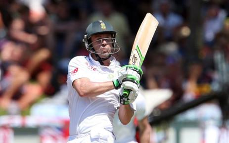 AB de Villiers. Picture: @OfficialCSA.