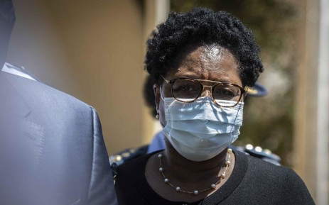 FILE: State Security Minister Ayanda Dlodlo. Picture: Abigail Javier/Eyewitness News.