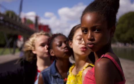 A still image from the movie 'Mignonnes'. Picture: www.sundance.org/projects/cuties