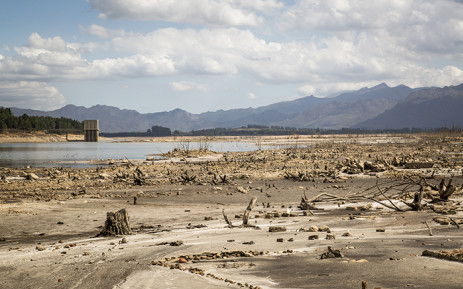FILE: The Theewaterskloof Dam near Cape Town. Picture: Aletta Harrison/EWN.