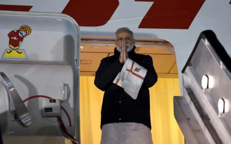 FILE: Indian Prime Minister Narendra Modi. Picture: GCIS.