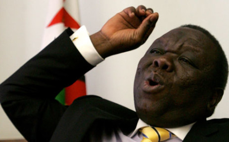 FILE: Zimbabwe Prime Minister and MDC leader Morgan Tsvangirai. Picture: AFP