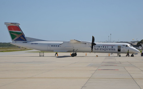 FILE: SA Express plane. Picture: commons.wikimedia.org