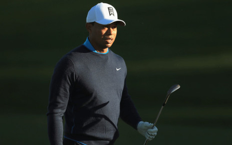 FILE: Tiger Woods. Picture: AFP.